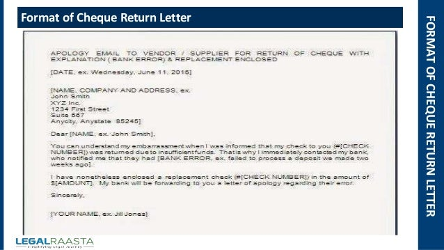 cheque book issue application format
