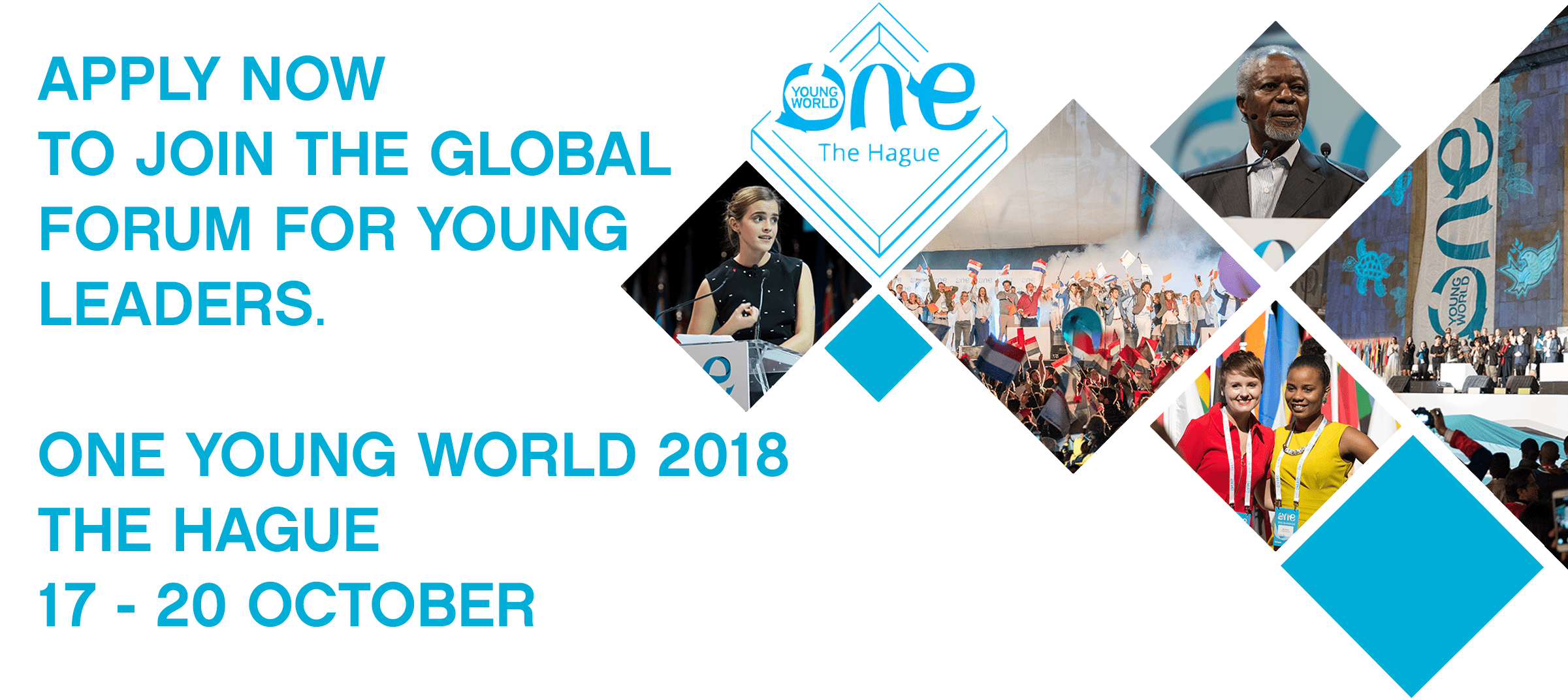 one young world 2018 application