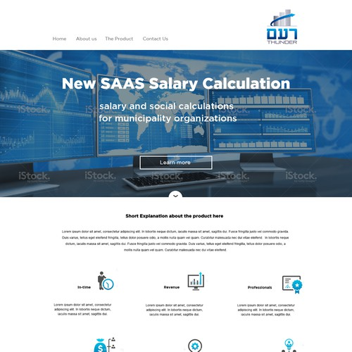 how to design a saas application