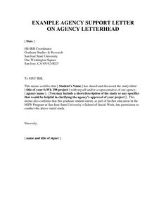 letter of support for grant application example