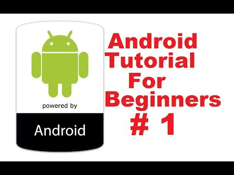 android mobile web application development tutorial