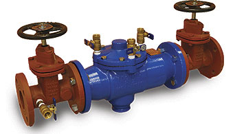 application for approval of backflow prevention devices