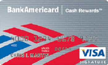 bank of america secured credit card application