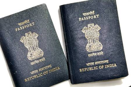 documents required for passport application online