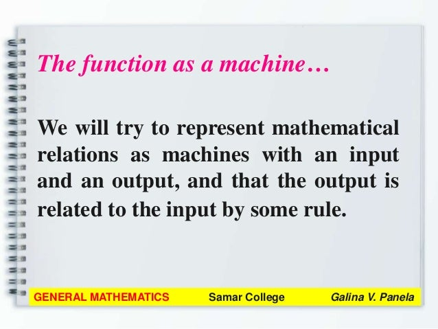 functions and applications grade 11