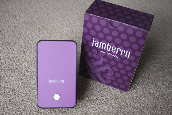 jamberry application kit with oil