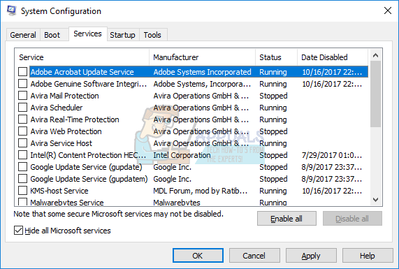 microsoft r html application host has stopped working windows 8