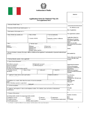 online visa application for italy from india