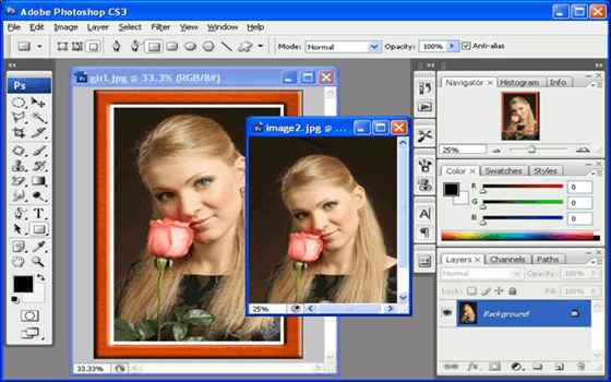 photo editor application for pc