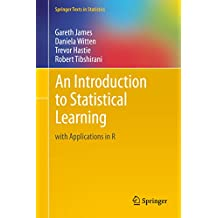 statistical learning with applications in r