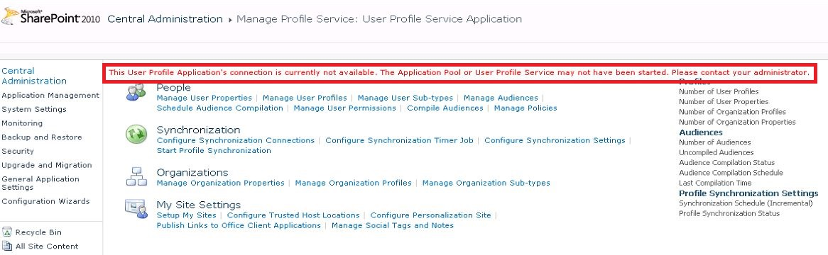 what is service application in sharepoint 2010